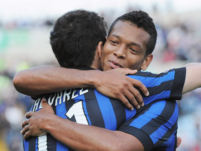 Inter done making deal for midfield, will (try) sell Guarin and Alvarez